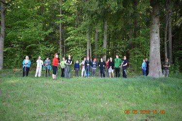Aktywnie przez lasy i bory puszczańskie