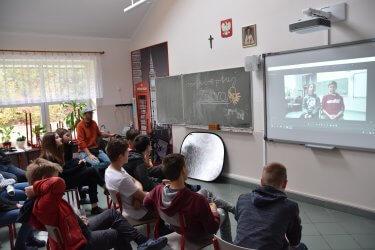 Szkoła w Dubinach