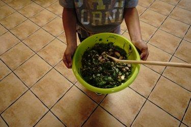 Zielono mi, czyli jak chwasty i kwiatki przerobić na sałatki
